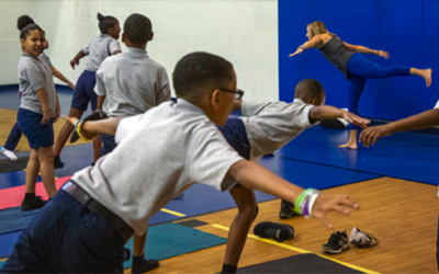 GSA CONTINUES TO EMPHASIZE WHOLE CHILD COMMITMENT, EXPANDS YOGA AND MINDFULNESS PROGRAM WITH GROWGA